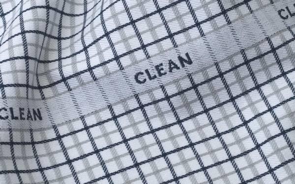 Bilde av Kjøkkenhåndkle Ren - Blå