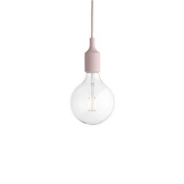 Bilde av E27 Lampe - Lys rosa
