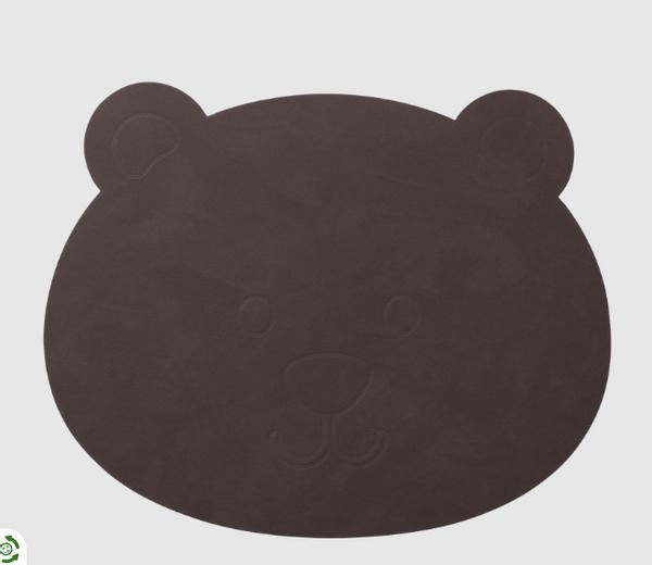 Bilde av LindDna Bear Table Mat - Lilla
