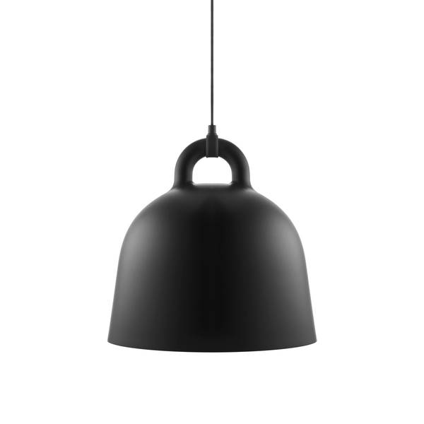 Bilde av Bell lampe - Svart