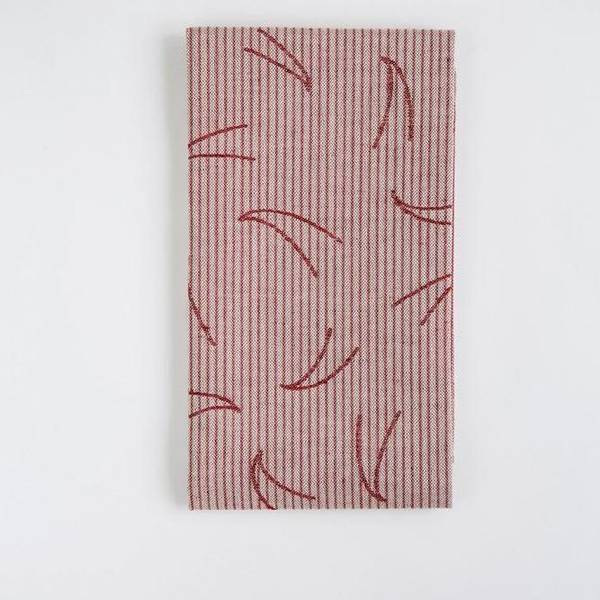 Bilde av Kjøkkenhåndkle Pine Needle - Rød
